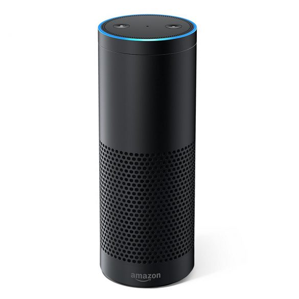 Amazon Echo: Hey, hier kommt Alexa